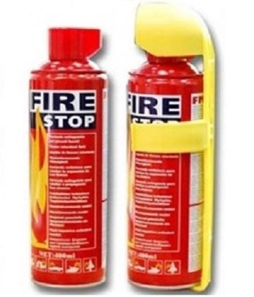 Bình chữa cháy ôtô Fire Stop 500ml