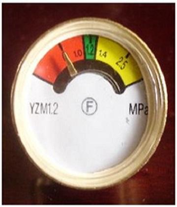 Đồng hồ bình chữa cháy